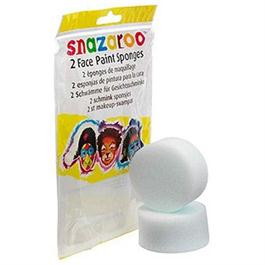Snazaroo High Density Face Painting Sponges 2 Pack thumbnail