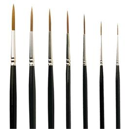 Pro Arte Series 103 Prolene Brushes - Rigger thumbnail