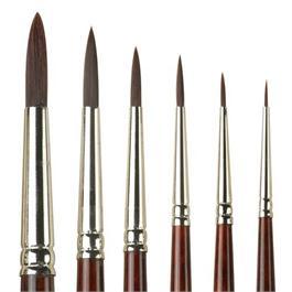 Pro Arte Series 202 Acrylix Brushes - Round thumbnail