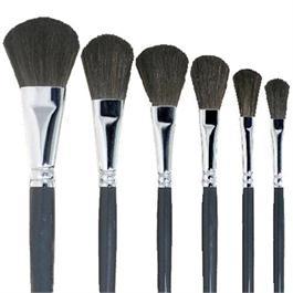 Pro Arte Series 28 Student Wash Brushes Thumbnail Image 0