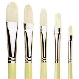 Pro Arte Series B Hog Brush - Filbert Thumbnail Image 0