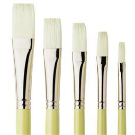 Pro Arte Series B Hog Brush - Long Flat Thumbnail Image 0