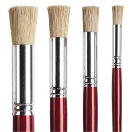 Pro Arte Stencil Brushes Thumbnail Image 0