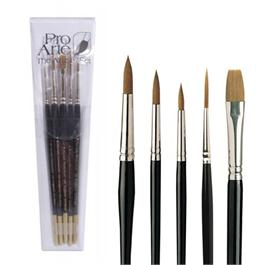 Pro Arte Prolene Brush Set W1 thumbnail