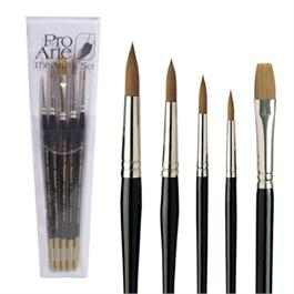 Pro Arte Prolene Brush Set W3 thumbnail