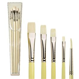 Pro Arte Series B Hog Brush Set W7B thumbnail