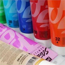 Pebeo High Viscosity Studio Acrylic Paints 100ml Tubes Thumbnail Image 2