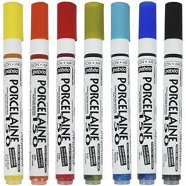 Pebeo Porcelaine 150 Fine Tip Marker Pens thumbnail