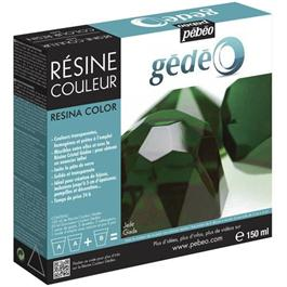Gedeo Colour Resin 150ml JADE Thumbnail Image 0