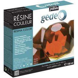 Gedeo Colour Resin 150ml AMBER Thumbnail Image 0