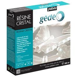 Pebeo Gedeo Crystal Resin 300ml Thumbnail Image 0