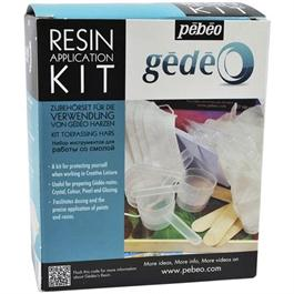 Gedeo Resin Application Set thumbnail