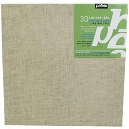 Pebeo 3D Natural Linen Canvas thumbnail