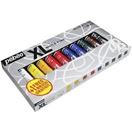Pebeo Studio XL Oil Paint Set of 10 x 20ml Tubes thumbnail