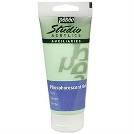 Pebeo Studio Acrylics Phosphorescent Gel 100ml thumbnail