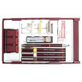Rotring Rapidograph College Set .25/.35/.5 thumbnail