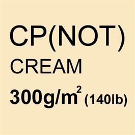 Tinted Bockingford CREAM 300gsm (140lb) 30x22inches thumbnail