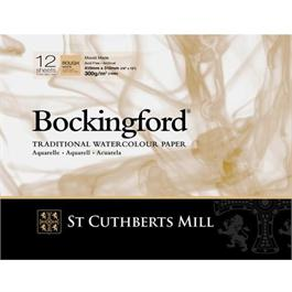 "Bockingford Glued Pad 7x5"" 140lbs / 300gsm Rough thumbnail"