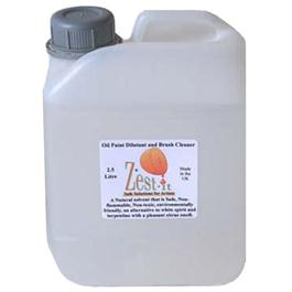 Zest It Oil Paint Dilutant and Brush Cleaner 2.5 Litres thumbnail