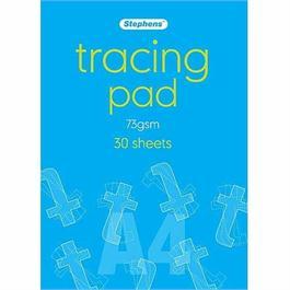 Stephens Tracing Pad A3 73gsm 30 Sheets thumbnail