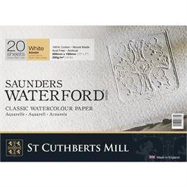 Saunders Waterford Water Colour Block Rough 140lbs / 300gsm  Thumbnail Image 0