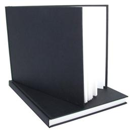 Seawhite Hardback Sketch Book Popular size landscape (190 x 250mm) 140 pages thumbnail