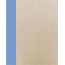 A4 Seawhite Creative Slim Sketchbook BLUE Spine thumbnail