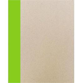 A4 Seawhite Creative Slim Sketchbook GREEN Spine thumbnail