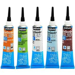 Pebeo Setacolor 3D Fabric Paint 20ml thumbnail