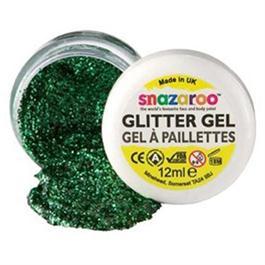 Snazaroo Face Paint Glitter Gels 12ml Pots thumbnail