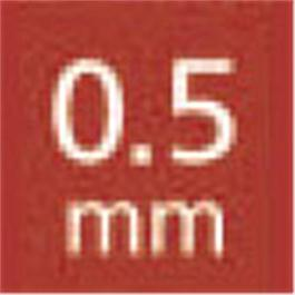 Mars Micro 0.5mm  Leads 3H thumbnail