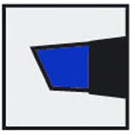 Staedtler Lumocolor Non-Permanent B Blue thumbnail
