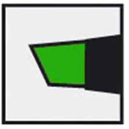 Staedtler Lumocolor Permanent B Green thumbnail