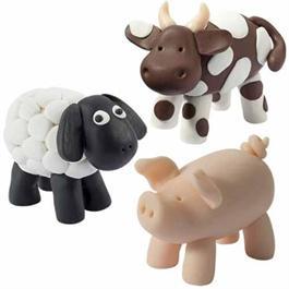 Fimo Kids Form And Play Farm Set Thumbnail Image 1