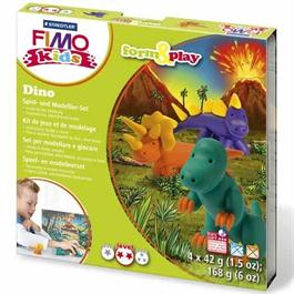 Fimo Kids Form And Play Dino Set thumbnail