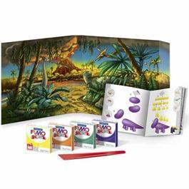 Fimo Kids Form And Play Dino Set Thumbnail Image 2