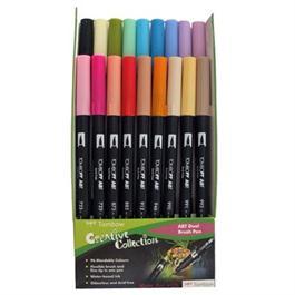 Tombow Dual Brush Pen Set of 18 - Secondary Thumbnail Image 0