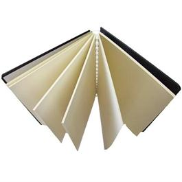Seawhite Euro Sketchbooks With CREAM Paper & Black Pop Cover Thumbnail Image 2
