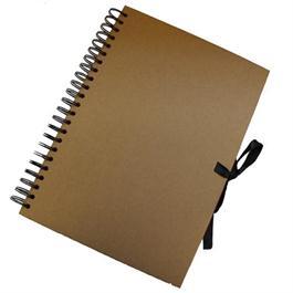 Seawhite Wire-o Kraft Sketch Book thumbnail