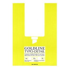 Goldline Typo/Detail Pad thumbnail
