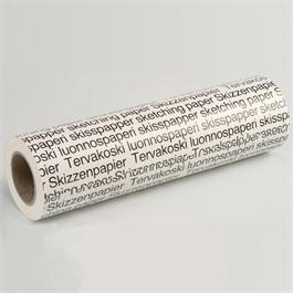 Tervakoski Roll Of Detail Paper 594mm x 100 metres thumbnail