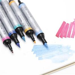 Winsor & Newton Water Colour Markers Thumbnail Image 2