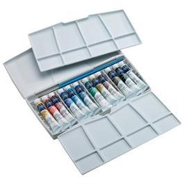 Cotman Painting Plus 12 Tube Set Thumbnail Image 0