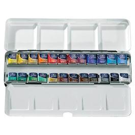 Cotman Metal Sketchers Box (24 Half Pans) thumbnail