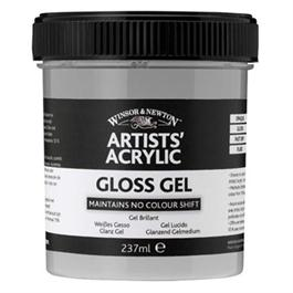 Winsor & Newton Artists' Acrylic Gloss Gel Medium 60ml thumbnail