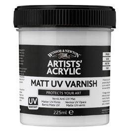 Winsor & Newton Artists' Acrylic Matt UV Varnish thumbnail