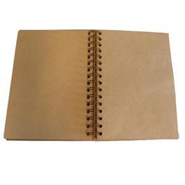 Seawhite A4 ECO Kraft Sketch Book thumbnail