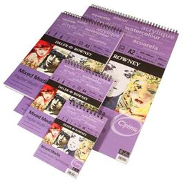 Daler Rowney Mixed Media Pads 250gsm thumbnail