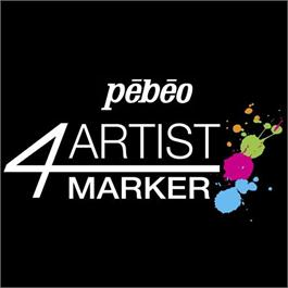 Pebeo 4ARTIST MARKER 8mm Chisel Nib Thumbnail Image 4