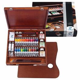 Van Gogh Oil Expert Wooden Box  thumbnail